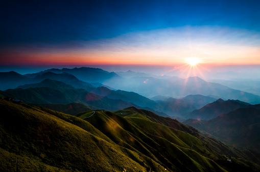 Mountain Range「sunrise」:スマホ壁紙(13)