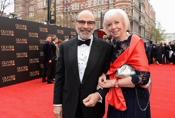 David Suchet「The Olivier Awards With Mastercard - VIP Arrivals」:写真・画像(15)[壁紙.com]