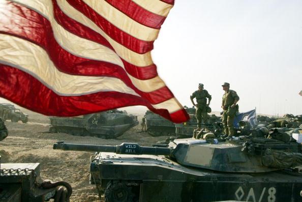 Marines - Military「U.S. Marines In Kuwait Prepare For War」:写真・画像(17)[壁紙.com]