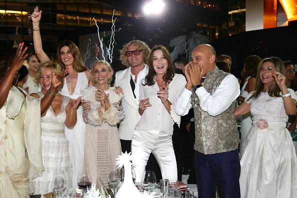 Alberta Ferretti - Designer Label「Vogue Fashion Dubai Experience 2015 - Gala Event」:写真・画像(3)[壁紙.com]