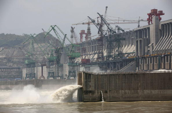 Three Gorges「Tourist Industry Taps Into The Three Gorges Dam」:写真・画像(4)[壁紙.com]