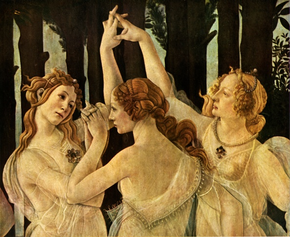 Transparent「The Three Graces」:写真・画像(5)[壁紙.com]