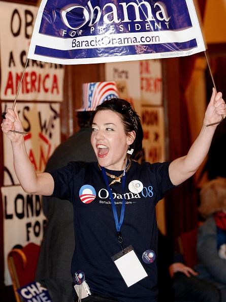 Cate Gillon「American Expats Vote In Presidential Race」:写真・画像(1)[壁紙.com]
