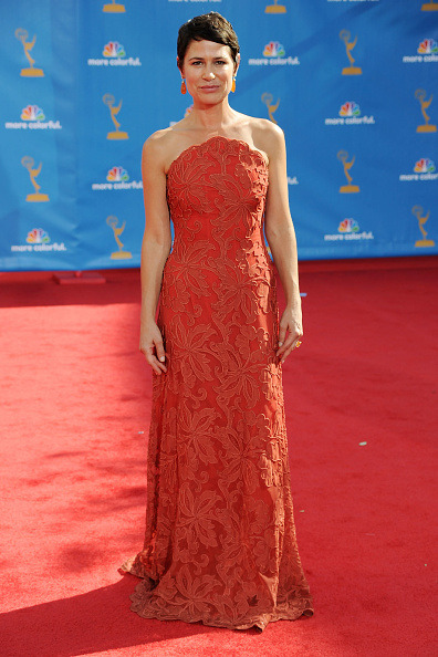 Strapless Dress「62nd Annual Primetime Emmy Awards - Arrivals」:写真・画像(2)[壁紙.com]