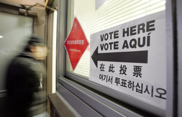 Spanish Culture「Voters Go To The Polls In Highly-Contested Midterm Elections」:写真・画像(5)[壁紙.com]