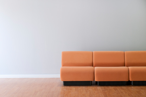 Wall - Building Feature「Modern Furniture In Empty Room」:スマホ壁紙(12)