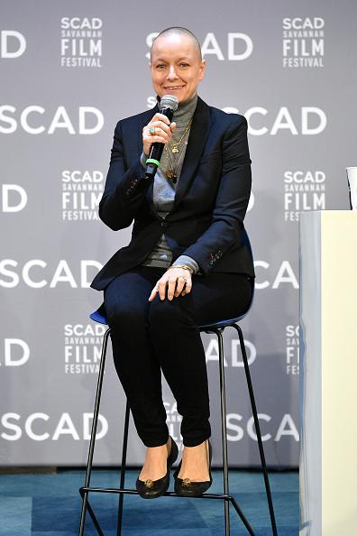 Dia Dipasupil「22nd SCAD Savannah Film Festival - Samantha Morton Virtuoso Award Presentation And In Conversation」:写真・画像(10)[壁紙.com]