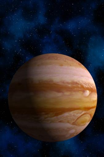 Solar System「Jupiter」:スマホ壁紙(3)