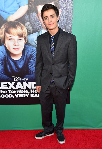 """Devon Alexander「The World Premiere of Disney's """"Alexander and the Terrible, Horrible, No Good, Very Bad Day"""" - Red Carpet」:写真・画像(16)[壁紙.com]"""