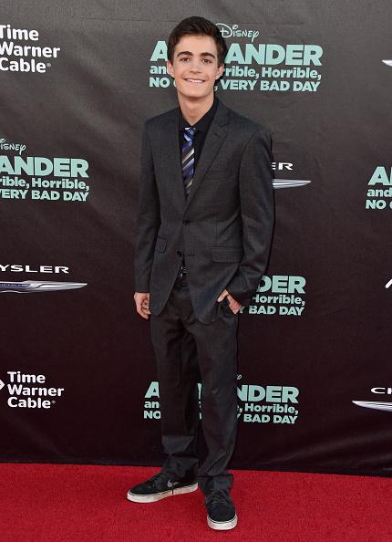"Devon Alexander「Premiere Of Disney's ""Alexander And The Terrible, Horrible, No Good, Very Bad Day"" - Arrivals」:写真・画像(7)[壁紙.com]"