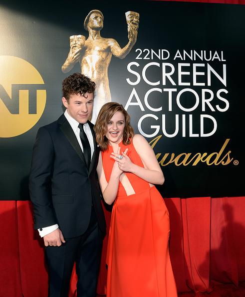 シュラインオーディトリアム「22nd Annual Screen Actors Guild Awards - Red Carpet」:写真・画像(3)[壁紙.com]