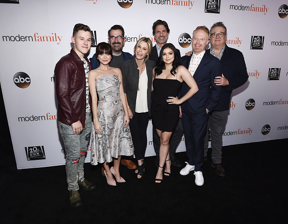 """ABC Television「FYC Event For ABC's """"Modern Family"""" - Arrivals」:写真・画像(5)[壁紙.com]"""