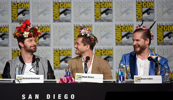 "Creativity「Comic-Con International 2015 - ""Hannibal"" Savor The Hunt Panel」:写真・画像(2)[壁紙.com]"