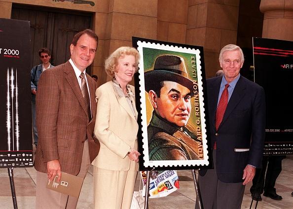 David Keeler「Edward G. Robinson Postage Stamp」:写真・画像(18)[壁紙.com]