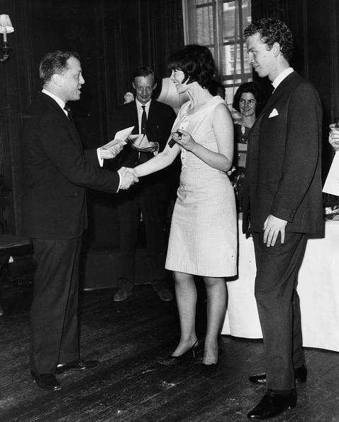 Student Academy Award「Richard Attenborough, Tina Packer And Terry Hands」:写真・画像(7)[壁紙.com]