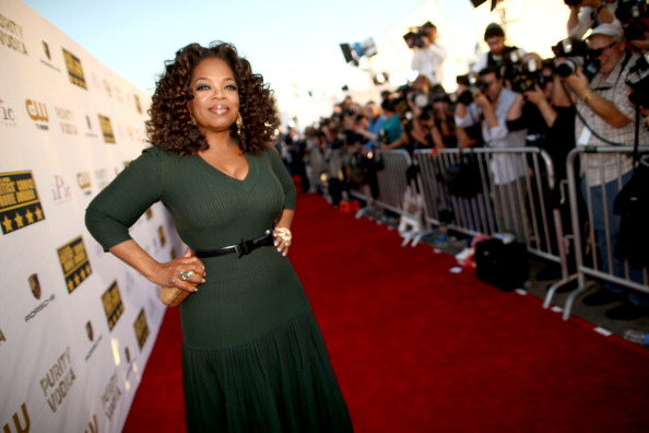 Oprah Winfrey「19th Annual Critics' Choice Movie Awards - Red Carpet」:写真・画像(3)[壁紙.com]