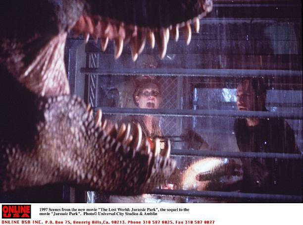 Scenes From The New Movie The Lost World: Jurassic Park The Sequel To Jurassic Park:ニュース(壁紙.com)