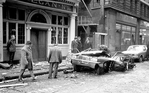 Explosive「Car Bombing 1973」:写真・画像(9)[壁紙.com]