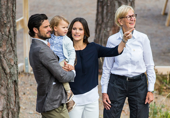 Prince - Royal Person「Swedish Royals Visit Nynas Nature Reserve」:写真・画像(17)[壁紙.com]