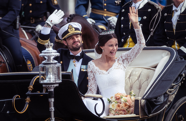 Swedish Royalty「Alternative View: Wedding Of Prince Carl Philip Of Sweden And Sofia Hellqvist」:写真・画像(16)[壁紙.com]