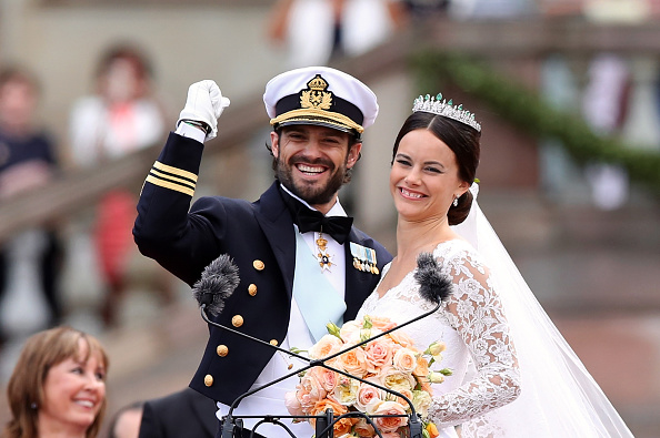 Prince - Royal Person「Departures & Cortege: Wedding Of Prince Carl Philip And Princess Sofia Of Sweden」:写真・画像(12)[壁紙.com]