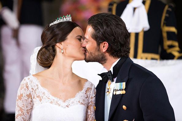 Wedding Ceremony「Departures & Cortege: Wedding Of Prince Carl Philip And Princess Sofia Of Sweden」:写真・画像(2)[壁紙.com]