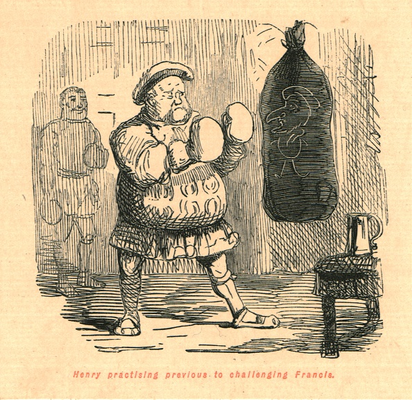 Henry VIII Of England「Henry Practising Previous To Challenging Francis」:写真・画像(12)[壁紙.com]