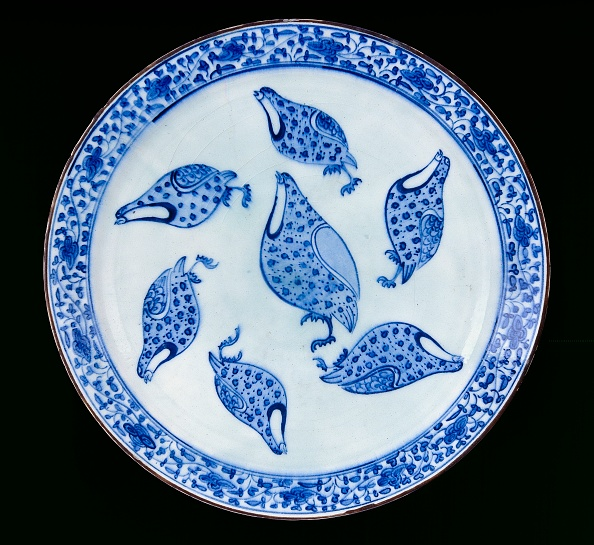 Black Background「Dish With Quails」:写真・画像(16)[壁紙.com]