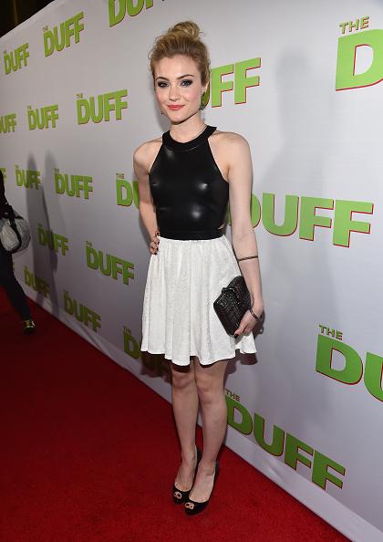 """Open Toe「Fan Screening Of CBS Films' """"The Duff"""" - Red Carpet」:写真・画像(17)[壁紙.com]"""