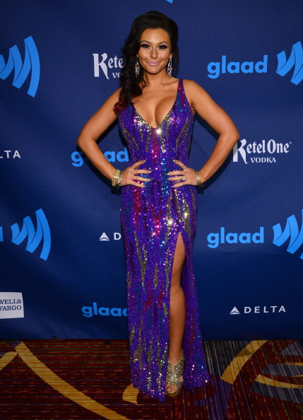 Form Fitted Dress「Red Carpet - 24th Annual GLAAD Media Awards」:写真・画像(11)[壁紙.com]