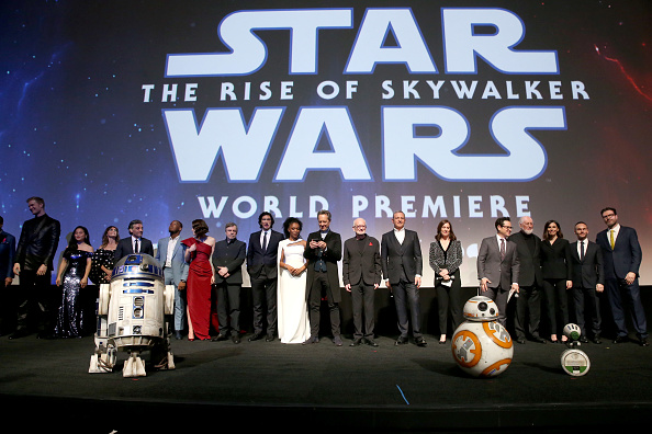 "Premiere Event「World Premiere Of ""Star Wars: The Rise of Skywalker""」:写真・画像(7)[壁紙.com]"