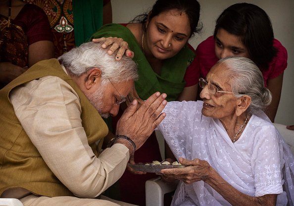 The Way Forward「BJP's Narendra Modi Becomes India's Prime Minister With Landslide Victory」:写真・画像(16)[壁紙.com]