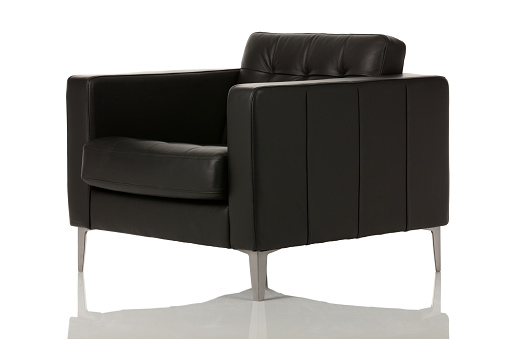 Black Color「Executive armchair」:スマホ壁紙(13)