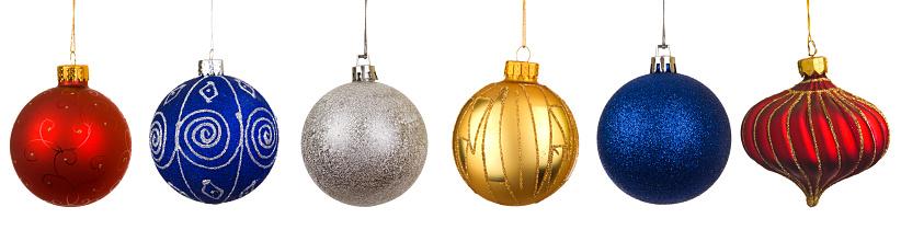 クリスマスボール「クリスマスの飾り」:スマホ壁紙(15)