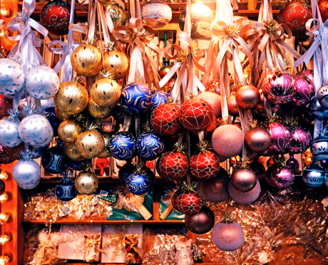Market Stall「Christmas ornaments」:スマホ壁紙(10)