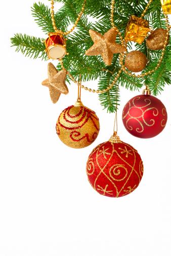 New Year「Christmas Ornament」:スマホ壁紙(2)