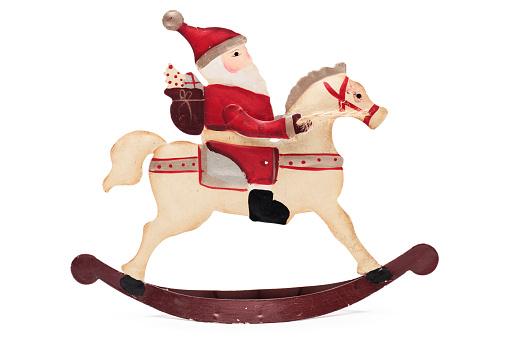 Horse「Christmas ornament」:スマホ壁紙(3)
