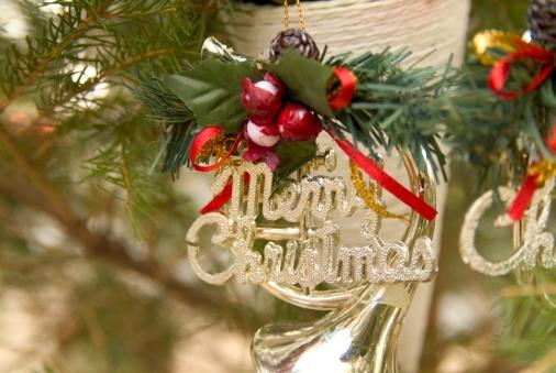 飾りつけ「Christmas ornament」:スマホ壁紙(13)