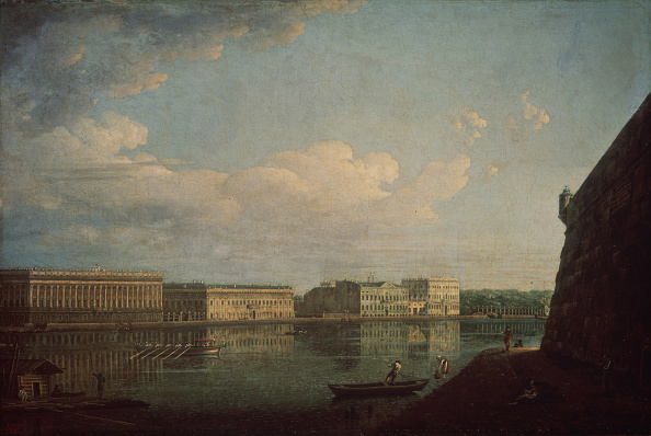 Cityscape「Palace Embankment As Seen From The Peter And Paul Fortress」:写真・画像(18)[壁紙.com]