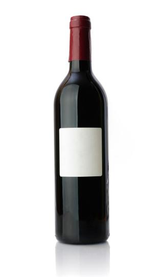 Wine Bottle「Red Wine Bottle」:スマホ壁紙(1)