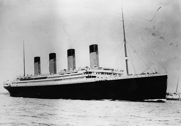 Ship「The Titanic」:写真・画像(2)[壁紙.com]