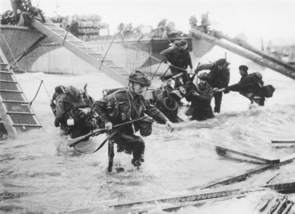 Allied Forces「Juno Beach D-Day Landings」:写真・画像(2)[壁紙.com]
