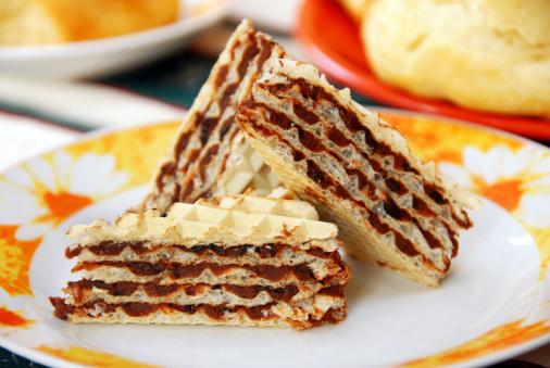 Waffled「Sweet waffle cakes」:スマホ壁紙(0)