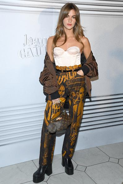 Louis Vuitton Purse「Jean-Paul Gaultier: Photocall - Paris Fashion Week - Haute Couture Spring/Summer 2020」:写真・画像(16)[壁紙.com]