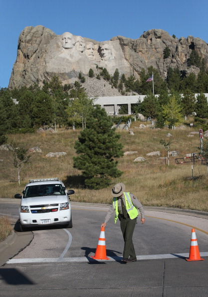 Keystone「Mt. Rushmore Closed Due To Government Shutdown」:写真・画像(0)[壁紙.com]