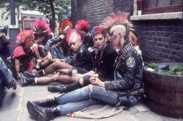1980~1989年「Punks」:写真・画像(9)[壁紙.com]