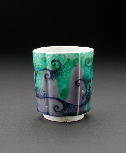 Sake「Sake Cup With Abstract Design」:写真・画像(3)[壁紙.com]