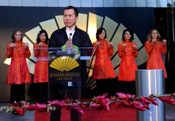 Feng Shui「Grand Opening Of Mandarin Oriental, Las Vegas At CityCenter」:写真・画像(6)[壁紙.com]