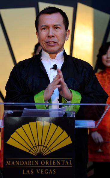 Feng Shui「Grand Opening Of Mandarin Oriental, Las Vegas At CityCenter」:写真・画像(5)[壁紙.com]