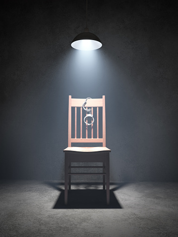 Basement「Interrogation Room」:スマホ壁紙(15)